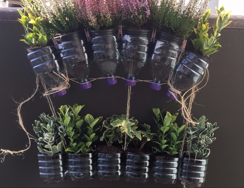 Assembling the Pots
